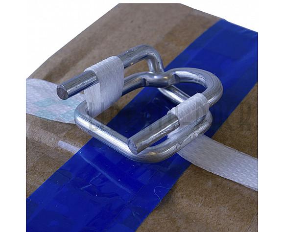 Пряжка для стреп ленты - 13-19мм