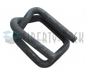 Пряжка проволочная сталь для ленты 19мм
