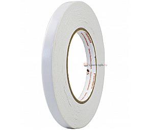 Вспененный двухсторонний скотч 12мм-белый