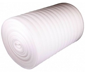 Пенополиэтилен несшитый 4мм - 1,0*50м белый