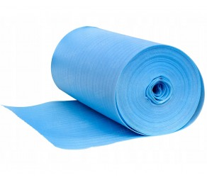 Пенополиэтилен несшитый 2мм - 1,0*50м голубой
