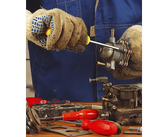 Перчатки рабочие хлопок 5 нитей- 7,5 класс