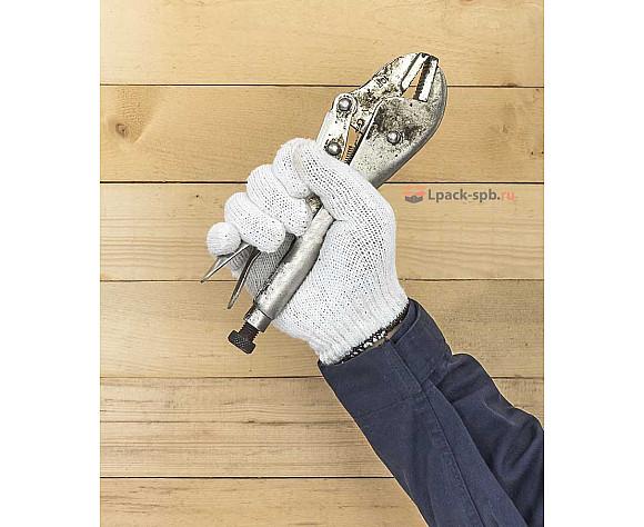 Перчатки хб 5 ниток