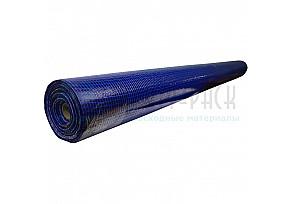Армированная пленка 2*50м- 250г/кв.м синий бесшов.